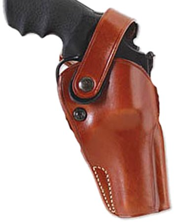 Galco Dual Action Outdoorsman Holster for S&W N FR .44 Model 29/629 4-Inch (Tan, Right-Hand)