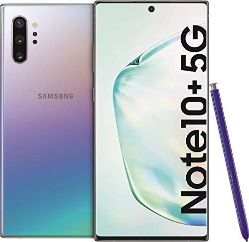 Samsung Galaxy Note10+ 5G – 256GB – 17.3 cm (6.8″) 12 GB – Single SIM – silver aura glow