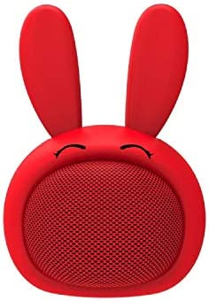 Mini Bluetooth Speaker Wireless Portable Cute Bunny