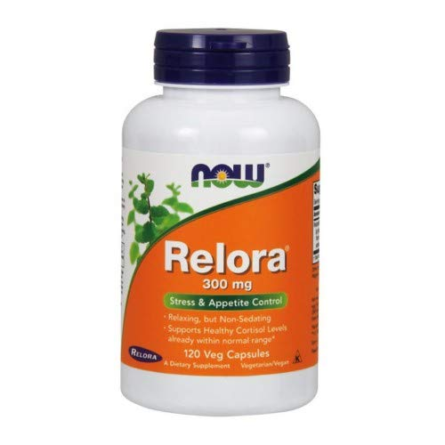 Now Foods RELORA 300, 120 Vcaps (Pack of 4) by Now Foods
