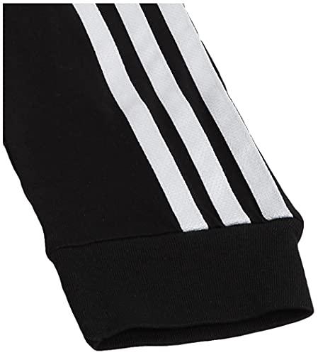 adidas Originals Kids' 3-Stripes Long Sleeve Tee 5