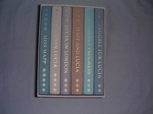 The Mapp and Lucia Novels