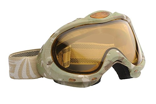Dye I3 Thermal Airsoft Goggles - DyeCam (Dye Invision Lens)