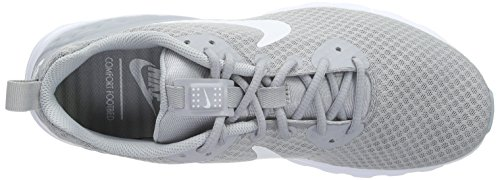 Uomo NIKE Grigio White LW da Scarpe Grey 011 Air Max Wolf Ginnastica Motion rqr08