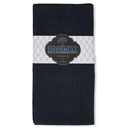 Imperial Mens fine handkerchief set