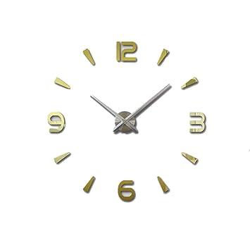 NORELL Mode Funk Wanduhr DIY Wanduhr, Vintage Wall Clock ...