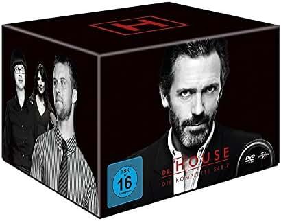 House (Complete Series) - 46-DVD Box Set ( House M.D. ) ( Dr. House - Seasons 1-8 (176 Episodes) )