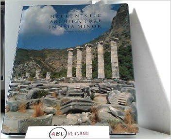 Libros electrónicos gratuitos para descargarHellenistic Architecture in Asia Minor in Spanish DJVU