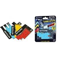 Motocards refill pack turbospoke-3 cards
