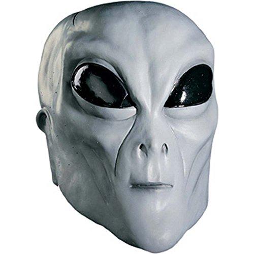 Grey Alien Mask -