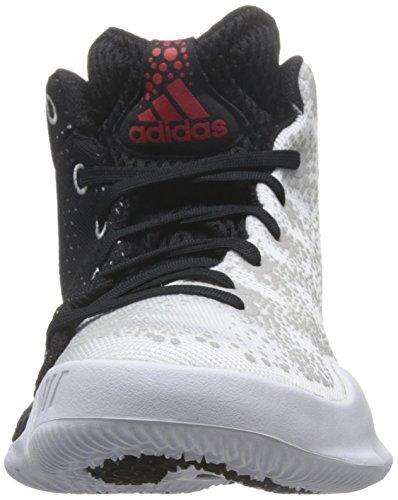 adidas Escarl EU Negbas Crazy Unisex Kinder Weiß J Fitnessschuhe Heat Ftwbla zvqzrwYp