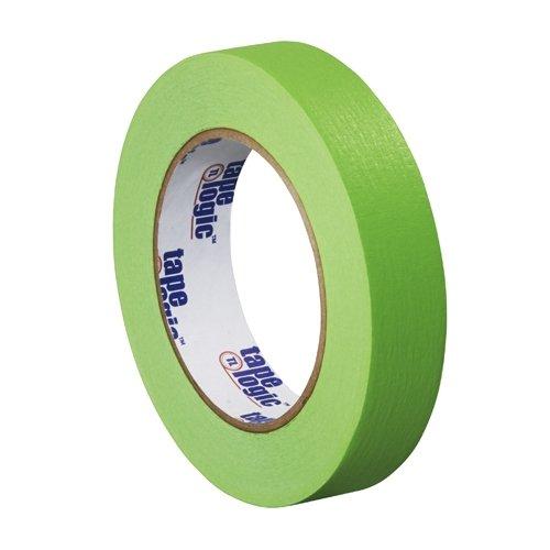Tape Logic T935003A Masking Tape, 60 yds Length x 1 Width, Light Green (Case of 36) by Tape Logic B001HTADIW