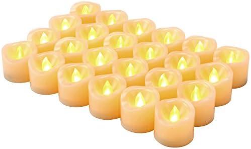 Kohree Flameless Flickering Tealights Decorations