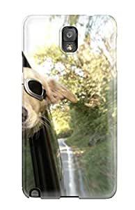 New Labrador With Sunglasses Tpu Case Cover, Anti-scratch KevinMontanez Phone Case For Galaxy Note 3