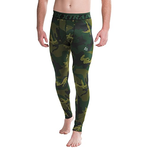 [해외]RBX Brushed Camo Base Layer Bottoms/RBX Brushed Camo Base Layer Bottoms