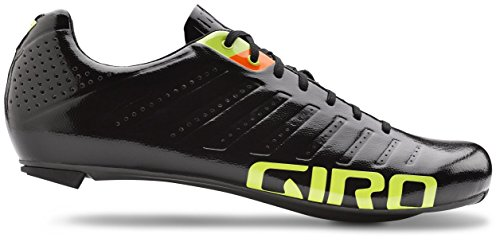 Giro Empire SLX Shoe – Men's Black/Lime 41.5