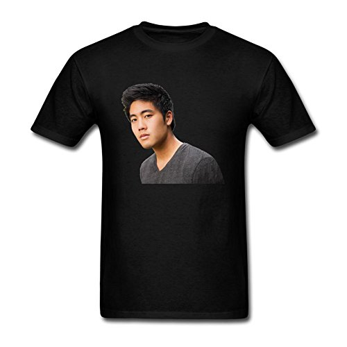 SLJD Men's RyanHiga Youtuber Design T Shirt