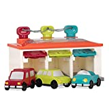 Battat – 3 Car Garage – Shape Sorting Toy