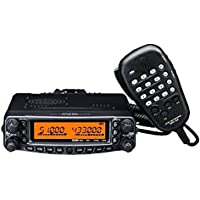 Yaesu FT-8900R VHF/UHF 29/50/144/430 MHz Quad Band, 50w Max Mobile Transceiver with MARS/CAP Modification for Extended Transmit Frequency Ranges