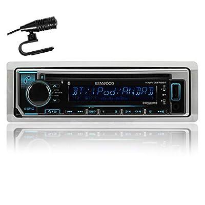 Kenwood KMR-D372BT Marine in-Dash CD Bluetooth Receiver