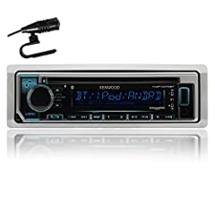 KMR-D372BT Marine in-Dash CD