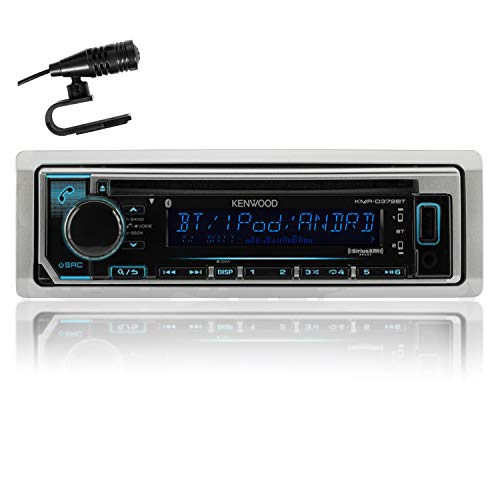 Kenwood KMR-D372BT Marine in-Dash CD Bluetooth Receiver