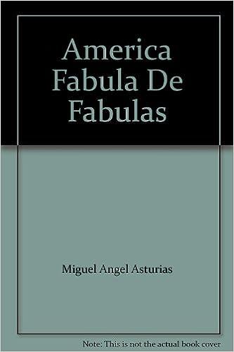 Amazon.com: America Fabula De Fabulas: Books