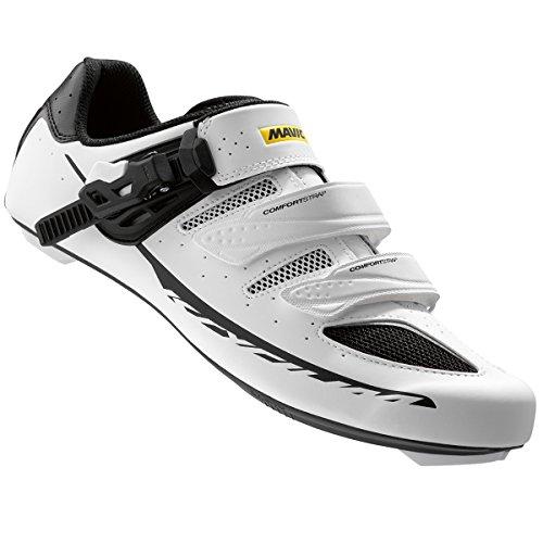 Mavic Ksyrium Elite Maxi Rennrad Fahrrad Schuhe weiß/schwarz 2017