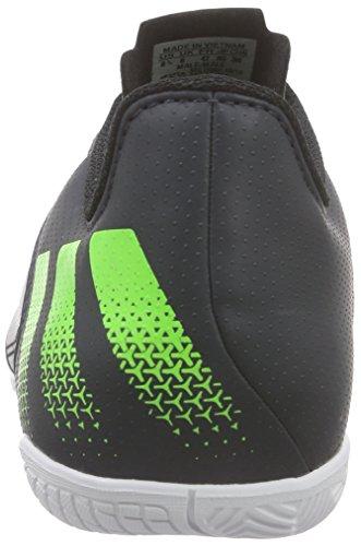 adidas 16 Negro Verde Hombre Ace Solar Base Botas fútbol para Court Cristal 3 de Blanco xxZw1rS