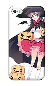 HvsoHfr674LapDy Faddish Halloween Comes Screaming Case Cover For Iphone 5/5s WANGJING JINDA