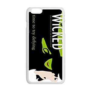 Musical Wicked Cell Phone Case for iPhone plus 6