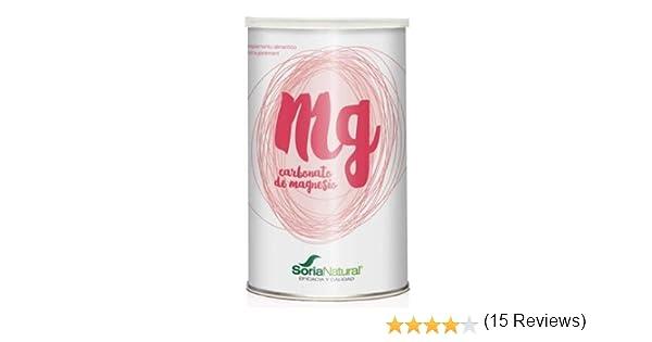CARBONATO MAGNESIO 150 gr: Amazon.es: Salud y cuidado personal