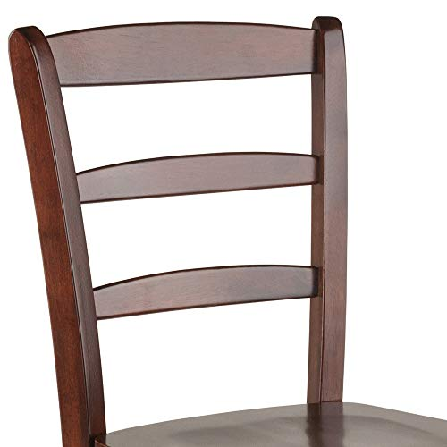 Winsome Wood 94232 Benjamin Seating, Walnut by Winsome Wood (Image #1)