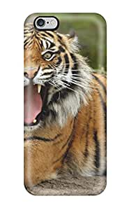 Brandy K. Fountain's Shop New Style 5921828K48262376 For Iphone 6 Plus Protector Case Tiger Phone Cover
