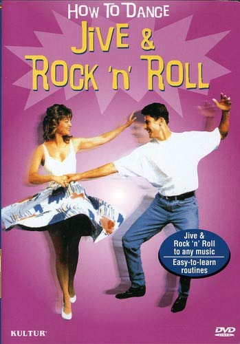 How To Jive & Rock n Roll / Kav ...