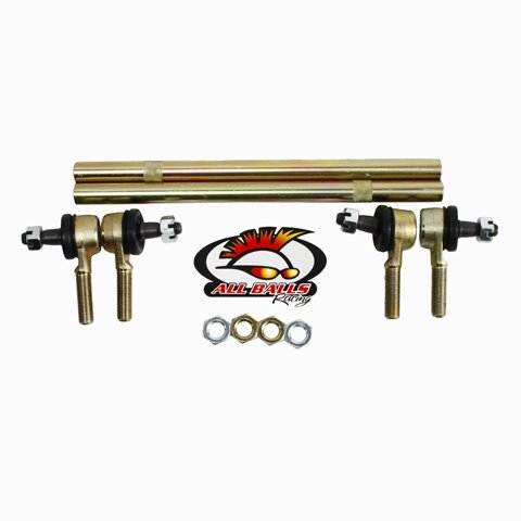 All Balls 52-1002 Tie Rod Upgrade Kit 52-1002 for Arctic Cat/Suzuki/Yamaha Applications (87-16),1 Pack