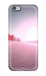 Carroll Boock Joany's Shop Series Skin Case Cover For Iphone 6 Plus(desert Flare)