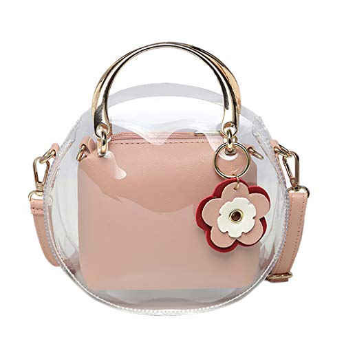DDKK bags 2019 Transparent Mother Package Wild Handbag Crossbody Shoulder Bag Toiletry Organizer Wash Bag Hanging Dopp Kit Travel for Bathroom Shower