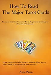 HOW TO READ THE MAJOR TAROT CARDS (English Edition)