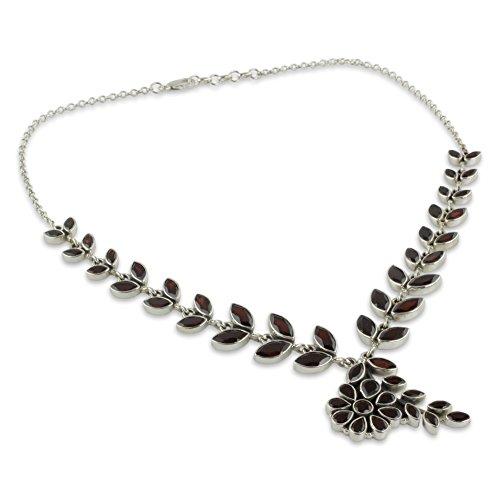 novica-garnet-925-sterling-silver-pendant-necklace185-scarlet-garland