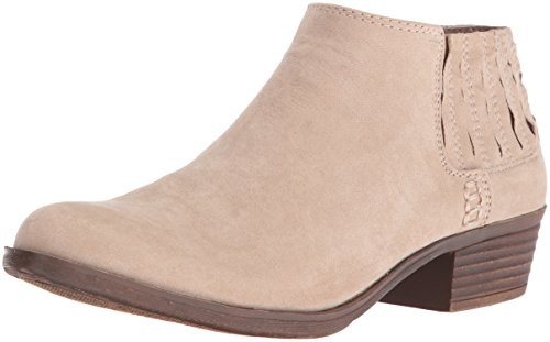 Suede Bootie Ankle Women's Sugar Tess Taupe FxwP1BxXq