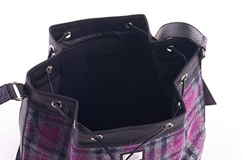 Pink à à pour femme l'épaule Maccessori Sac Check porter wv400U