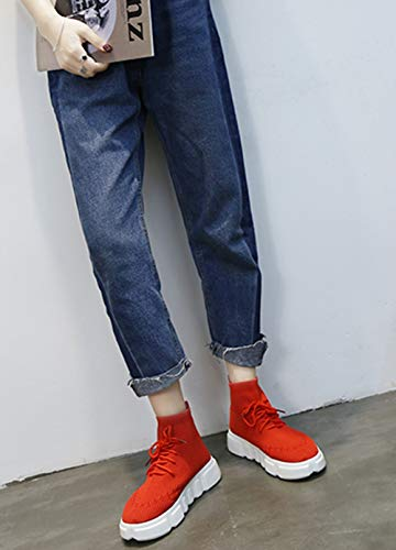Socks Hip Shoes Hop Style XINGMU High Sports gules qx8OtZOA