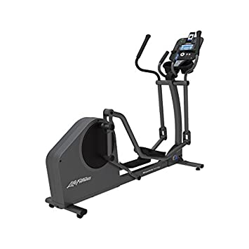 Life Fitness - bicicleta elíptica E1 con consola TRACK+