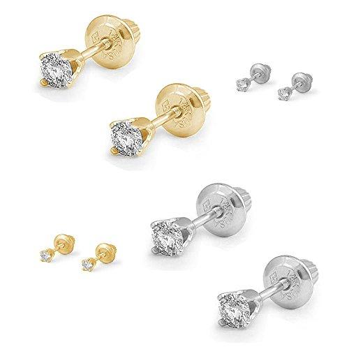 Girl Jewelry - 14K Yellow Or W