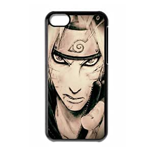 DIY Printed Personlised NARUTO Crown cover case For iPhone 5C W5740131