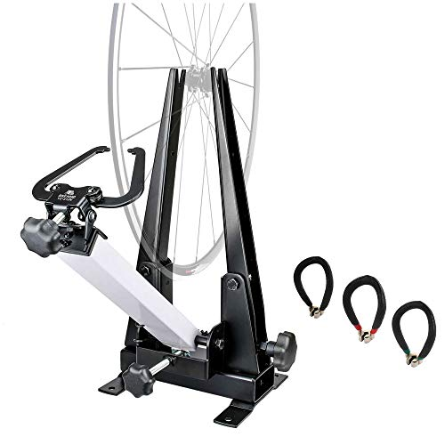 (Bikehand Bike Wheel Truing Stand Bicycle Wheel Maintenance)