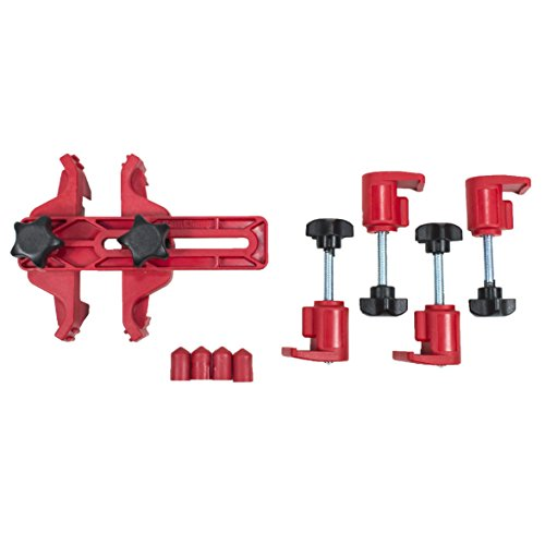 Tool Guy Republic Timing Gear Clamp Set - Holds Valve Timing - Single, dual or quad overhead cam (Cam Gear Tool)