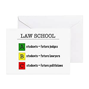 Amazon cafepress law student futures greeting card note greeting cards m4hsunfo