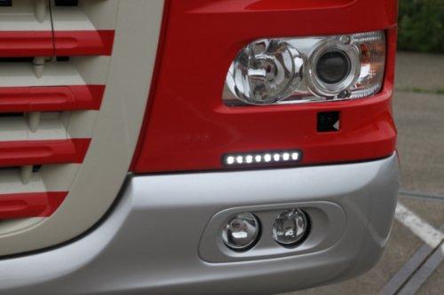 Philips 24824WLEDX1 Master Life - Bombillas LED para camiones y vehículos de emergencia (luz diurna, 2 unidades): Amazon.es: Oficina y papelería